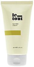 Духи, Парфюмерия, косметика Увлажняющий крем для тела - Le Tout Silky Body Cream