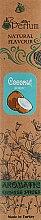 Парфумерія, косметика Аромапалички із заспокійливим ароматом кокоса - MSPerfum