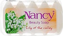 "Духи, Парфюмерия, косметика Туалетное мыло ""Ландыш"" - Nancy Beauty Soap"