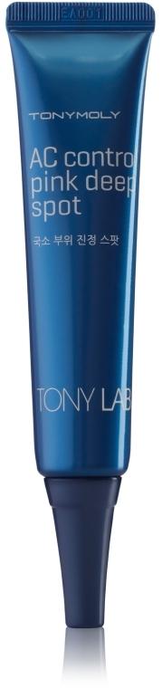 Точечное средство от прыщей - Tony Moly Tony LAB AC Control Pink Deep Spot