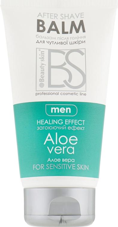 Бальзам после бритья для чувствительной кожи с экстрактом алоэ вера - Beauty Skin