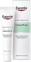 Духи, Парфюмерия, косметика Средство для комплексной коррекции проблемной кожи - Eucerin Dermo Pure Skin Renewal Treatment