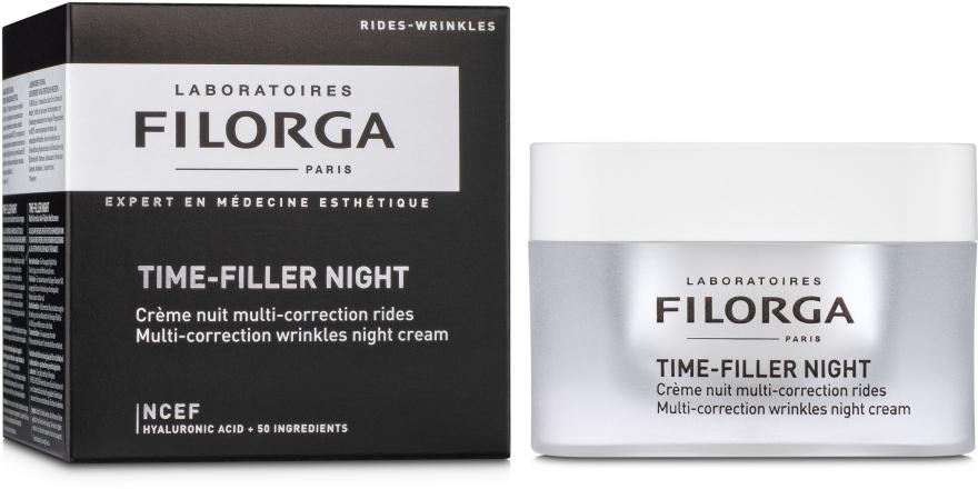 Восстанавливающий ночной крем - Filorga Time-Filler Night