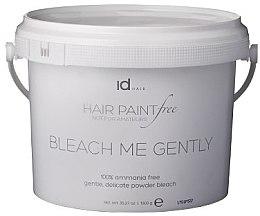 Духи, Парфюмерия, косметика Осветляющий порошок без аммиака - IdHair Hair Paint Free Bleach Me Gently