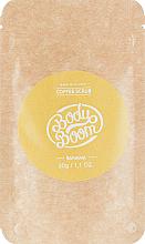 Духи, Парфюмерия, косметика УЦЕНКА Кофейный скраб, банан - BodyBoom Coffee Scrub Banana *
