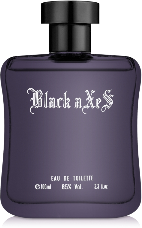 Sterling Parfums Black Axes - Туалетна вода — фото N1