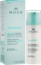 Парфумерія, косметика Зволожувальна емульсія - Nuxe Aquabella Beauty-Revealing Moisturising Emulsion