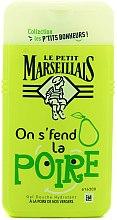 "Духи, Парфюмерия, косметика Гель для душа ""Груша"" - Le Petit Marseillais Pear Shower Gel"