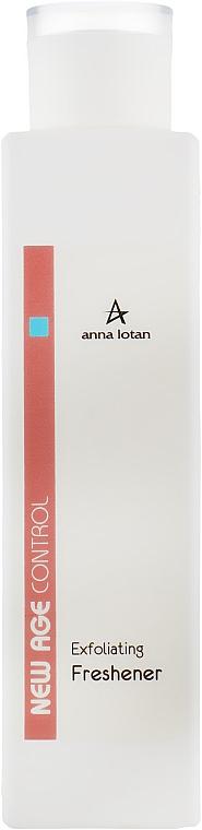 """Отшелушивающий лосьон """"Новая Эра"""" - Anna Lotan Age Control Exfoliating Freshener"""