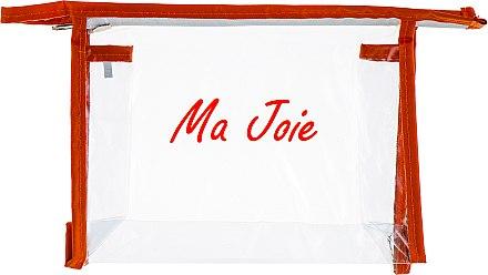 """Косметичка """"Ma Joie"""", прозрачная - Yes"""