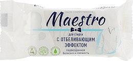 """Духи, Парфюмерия, косметика Хозяйственное мыло для стирки с отбеливающим эффектом - """"Мыловаренные традиции"""" Maestro"""