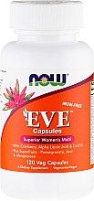 Духи, Парфюмерия, косметика Мультивитамины в капсулах для женщин - Now Foods Eve Womans Multi