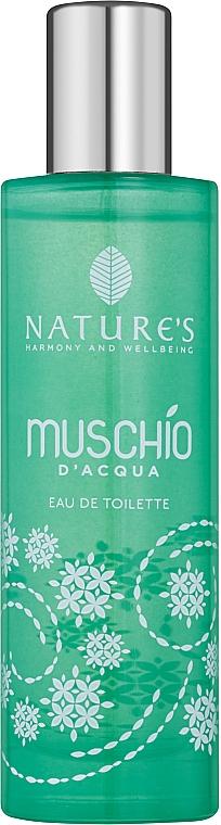 Nature's Muschio d'Acqua - Туалетная вода