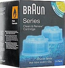 Парфумерія, косметика Картридж для системи очищення - Braun Clean&Renew