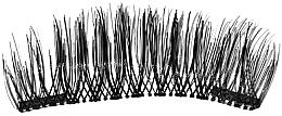 Ресницы накладные с тремя магнитами - Divia Di945 24P — фото N2