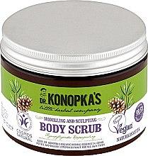Духи, Парфюмерия, косметика Скраб для тела моделирующий - Dr. Konopka's Modelling And Sculpting Body Scrub