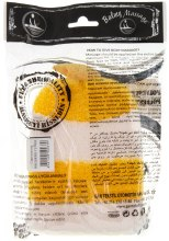 Духи, Парфюмерия, косметика Губка из микрофибры и синтетики, желтая - Balmy Naturel