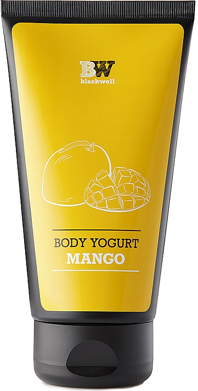 "Йогурт для тела ""Манго"" - Blackwell Body Yogurt Mango"