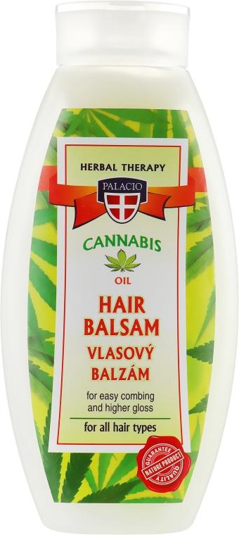 Бальзам для волос с экстрактом масла конопли - Palacio Cannabis Hair Balsam