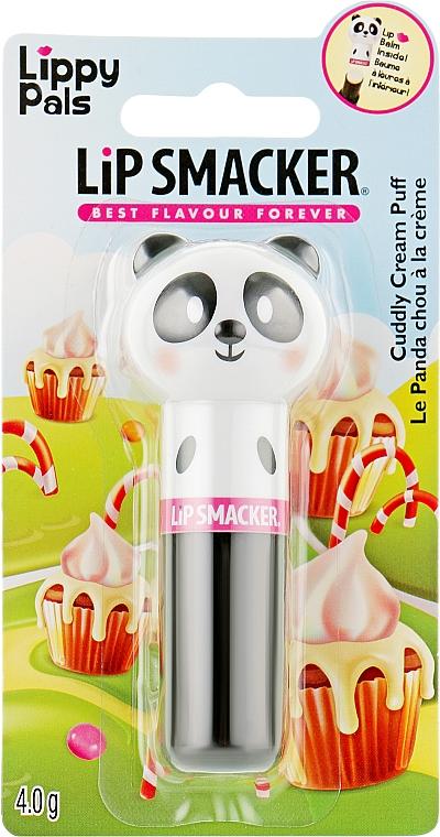 "Бальзам для губ ""Крем-брюле"" - Lip Smacker Lippy Pal Panda"