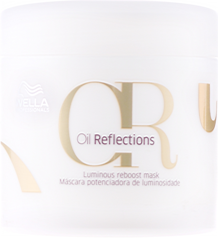 Маска для интенсивного блеска - Wella Professionals Oil Reflections Luminous Reboost Mask