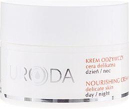 Духи, Парфюмерия, косметика Крем питательный для чувствительной кожи - Uroda Nourishing Face Cream For Sensitive Skin