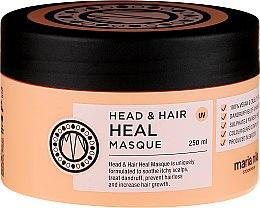 Духи, Парфюмерия, косметика Маска для волос от перхоти - Maria Nila Head & Hair Heal Masque