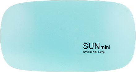 Лампа UV/LED, голубая - Sun Mini 6W