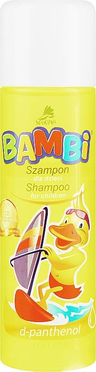 Шампунь для детей - Pollena Savona Bambi D-phantenol Shampoo