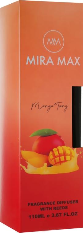 Аромадиффузор - Mira Max Mango Tango Fragrance Diffuser With Reeds