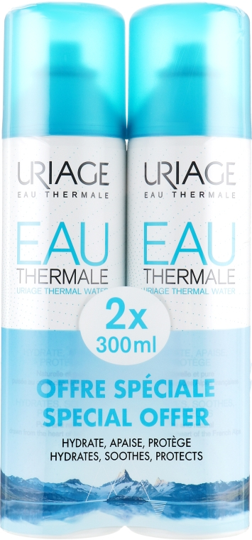 Термальная вода - Uriage Eau Thermale DUriage (t/water/2х300ml)