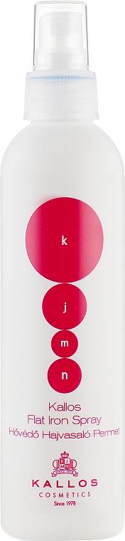 Спрей термозащитный - Kallos Cosmetics Flat Iron Spray
