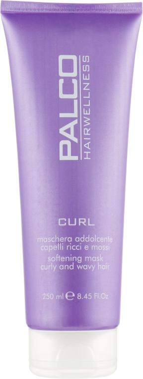 Маска смягчающая для вьющихся волос - Palco Professional Curl Softening Mask