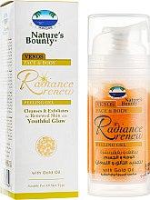 Духи, Парфюмерия, косметика Пилинг-гель для лица и тела с аргановым маслом - Nature's Bounty Radiance Renew Peeling