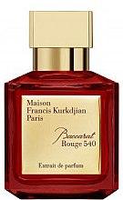 Духи, Парфюмерия, косметика Maison Francis Kurkdjian Baccarat Rouge 540 - Духи (тестер без крышечки)