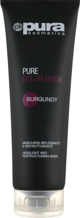 Тонирующая маска для волос - Pura Kosmetica Pure Color Mask