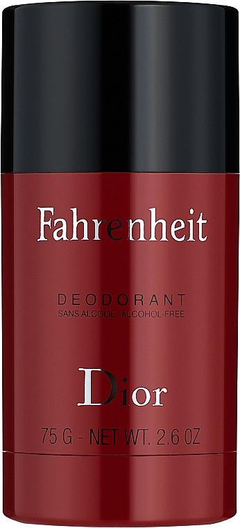 Dior Fahrenheit - Дезодорант стик