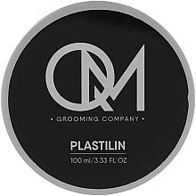Духи, Парфюмерия, косметика Матовая глина для укладки волос - QM Plastilin