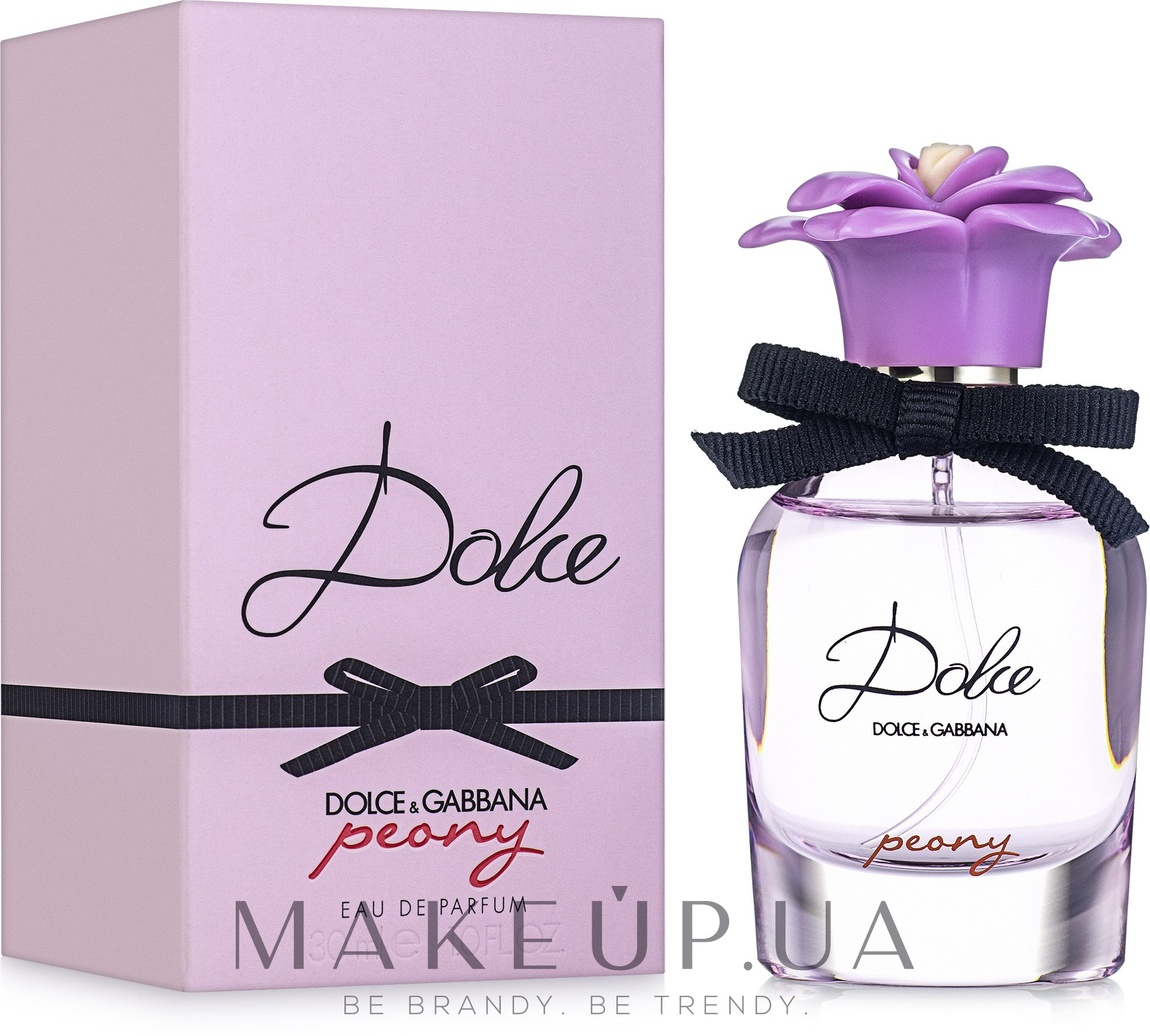 Dolce&Gabbana Dolce Peony - Парфюмированная вода — фото 30ml