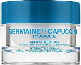 Духи, Парфюмерия, косметика Крем для нормальной и комбинированной кожи - Germaine de Capuccini HydraCure Hydra Cream norm&comb Skin