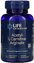 Духи, Парфюмерия, косметика Ацетил карнитин аргинат - Life Extension Acetyl-L-Carnitine Arginate