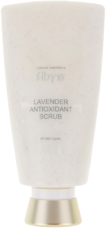 Антиоксидантный крем-скраб с лавандой - Spa Abyss Lavender Antioxidant Scrub