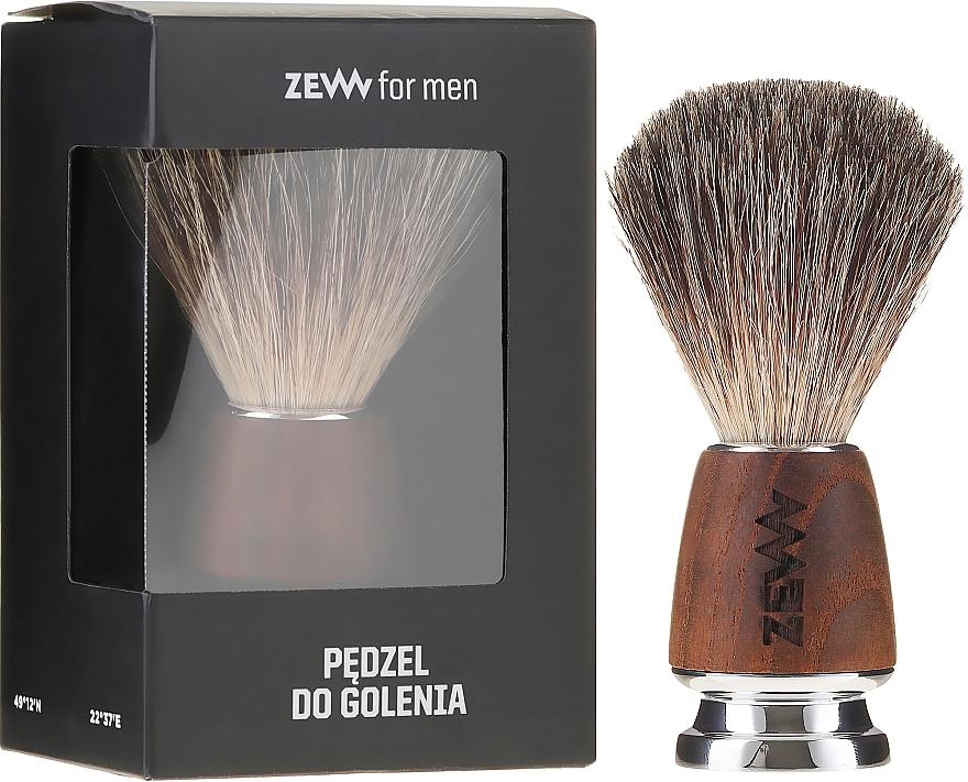 Помазок для бритья - Zew For Men