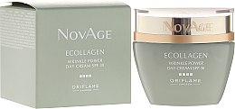 Духи, Парфюмерия, косметика Дневной крем против морщин SPF 30 - Oriflame NovAge Ecollagen Wrinkle Power Day Cream