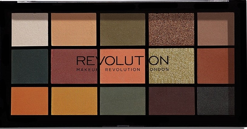 Палетка теней для век - Makeup Revolution Division Re-loaded Palette
