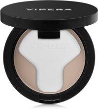 """Компактная пудра с зеркальцем """"Лицо"""" - Vipera Face Powder — фото N2"""