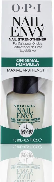 Засіб для зміцнення нігтів з оригінальною формулою - O. P. I Original Nail Envy — фото N2