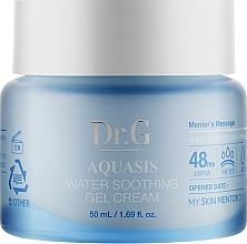 Духи, Парфюмерия, косметика Увлажняющий крем-гель для лица - DR.G Aquasis Water Soothing Gel Cream