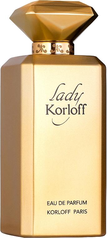 Korloff Paris Lady Korloff - Парфюмированная вода