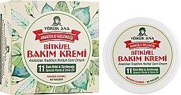 Духи, Парфюмерия, косметика Крем с оливковым маслом + 11 целебных трав - Selesta Yoruk Ana